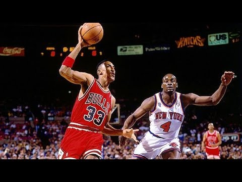 Scottie Pippen: Complete Player Part II