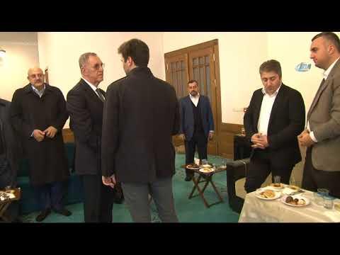 İTO Başkanı İbrahim Çağlar'a Taziye