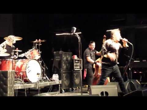 Jello Biafra with the Reverend Horton Heat - SLC 01-03-2014