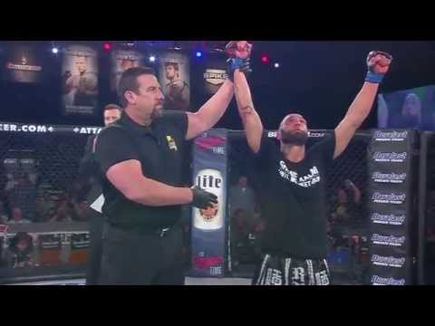 Bellator MMA Rob Emerson Finds His Stride as a Bantamweight
