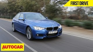 BMW 320d | First Drive | Autocar India