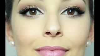 PASSO A PASSO PARA INICIANTES: maquiagem festa (sugestão para formatura)