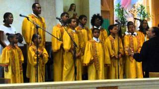 He Reigns Forever - Gospel Song Sung by New Generation Choir, Los Angeles Feb 9, 2014