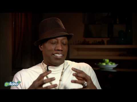 Wesley Snipes talks about the movie Brooklyn's Finest