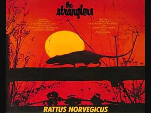 Stranglers - Down In The Sewer