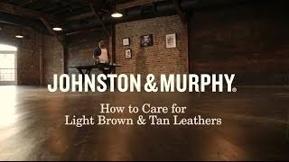 How to Care for Light Brown and Tan Leather Shoes