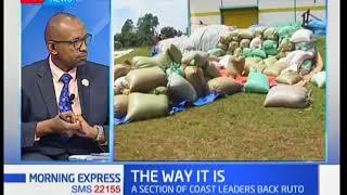 DP William Ruto allies now take on Raila Odinga over attacks   KTN News Morning Express