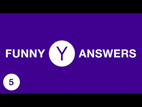 AT WHAT AGE DO DEER BECOME MOOSE?! (Funny Yahoo Answers #5)