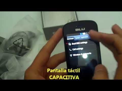 Celular Blu Dash Android 2.3.6