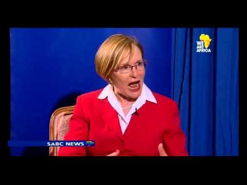 Vuyo Mvoko speaks to outgoing DA leader Hellen Zille