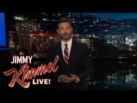 Jimmy Kimmel Fights Back Against Bill Cassidy, Lindsey Graham & Chris Christie