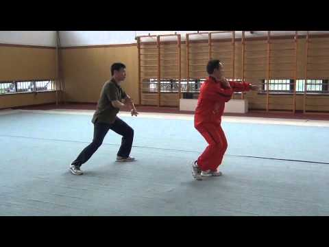 Tai Chi training - Ph.D. program in Shanghai Sport University (Jesse Tsao) 2 Image 1
