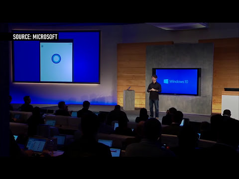 HoloLens and Windows 10: Microsoft announces its future