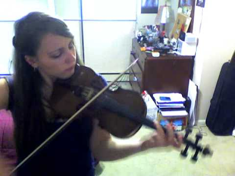 Almost Lover - Violin Cover