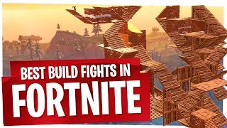 My Best Build Fights in Fortnite - 1v1 & 1v2 - Build Fight Highlights ep1