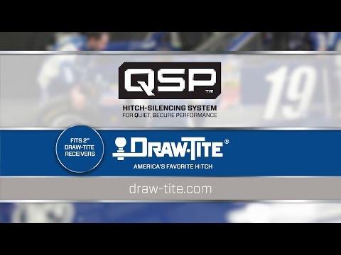 Brad Keselowski and the Draw•Tite® QSP™
