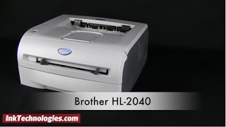 Brother HL 2040 Instructional Video