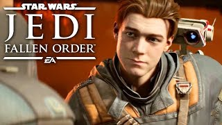 Star Wars Jedi: Fallen Order - Official Extended Cut 4K Gameplay Demo