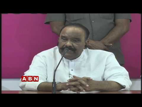 Home Minister Nayani Narasimha Reddy Press Meet | Labour & Employment | ABN Telugu