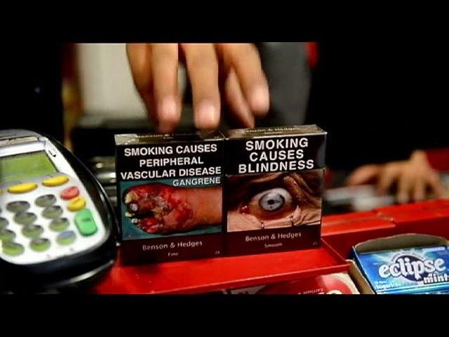 França: Maços de tabaco passam a ser iguais