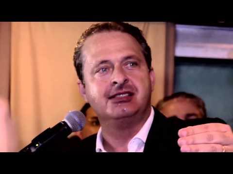 Henrique Barbosa - Emocionante discurso de Eduardo Campos em campanha para Paulo Câmara