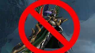 Warcraft 3 - Overclocked gets Banned (Mixed #22)