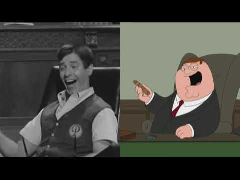 Jerry Lewis vs. Family Guy