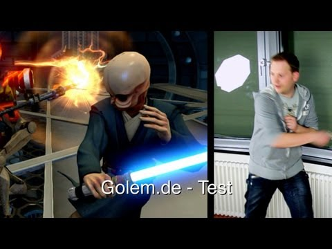 Kinect Star Wars - Test von Golem.de