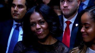 President Obama tears up praising Michelle