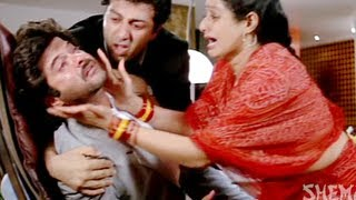 Ram Avtar - Part 16 Of 16 - Sunny Deol - Sridevi - Anil Kapoor - Superhit Bollywood Film