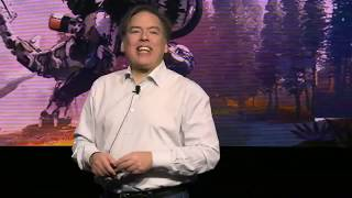 Beyond Generations | Shawn Layden of Sony Interactive Entertainment Worldwide Studios