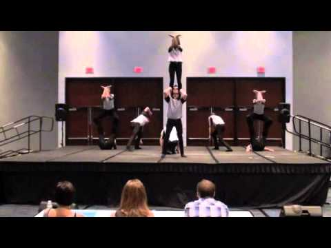 National Fine Arts 2012 - 2nd Gen - Large Human Video (3rd place)