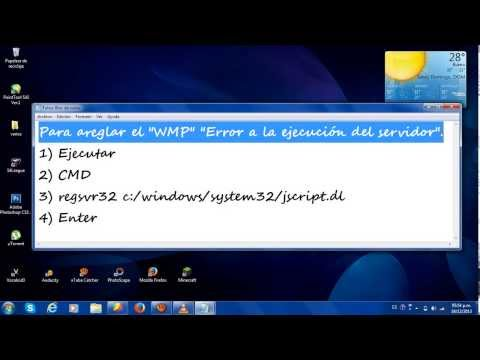 Como reparar el reproductor de windows media player |