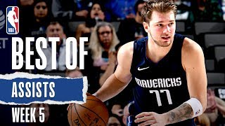 NBA's Best State Farm Assists from Week 5 | 2019-20 NBA Season