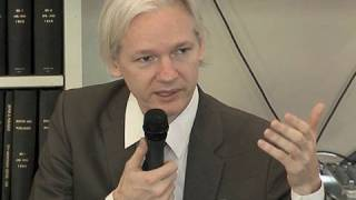 Julian Assange: Is WikiLeaks Biased?