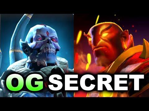 OG vs SECRET - EU WINNERS FINAL! - StarLadder Minor DOTA 2