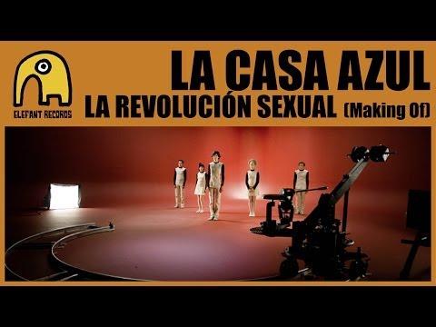 LA CASA AZUL - Making Of