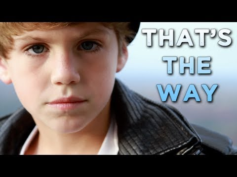 MattyBRaps - That's  The Way (Lyric Video)