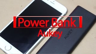 Aukey | Power Bank 3600 mAh | By iLudotech