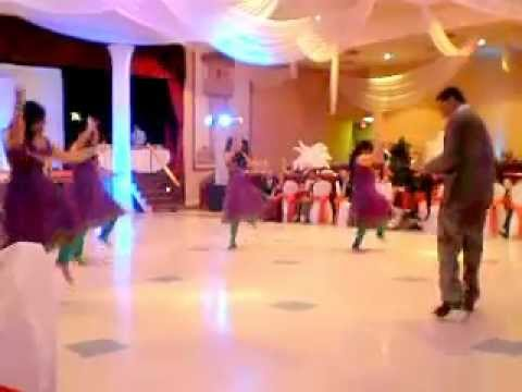 Bollywood Dance Mix by Fab 4 - Wedding Reception