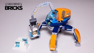 Lego City 60192 Arctic Ice Crawler Speed Build