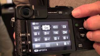 Fujifilm  X-Pro1 primi scatti_Video 7