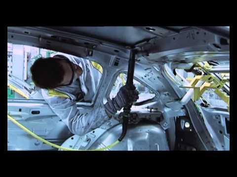 PSA Peugeot Citroën en Russie : Visite virtuelle du site de production de Kaluga