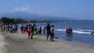 Playa de Puerto Cortes, Honduras