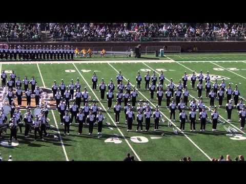 Ohio University Marching 110 - Macklemore - Can't Hold Us - HD