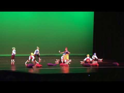Bayer Ballet - Summer Dance Carousel 2009 - Snow White and Seven Dwarfs