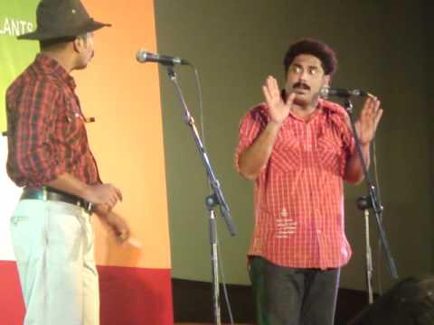 Sanskriti Qatar-Keralothsavam 2010(Skit-5)
