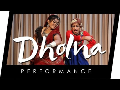 Rangeelo Maro Dholna, Folk Dance - Hkcc video