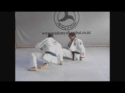 BJJ Basic Guard Sweeps Image 1