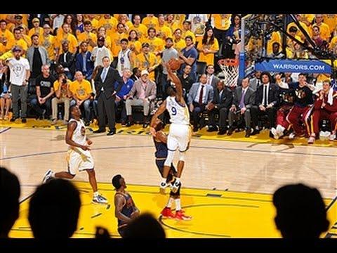Top 5 NBA Plays: 2015 Finals Game 1